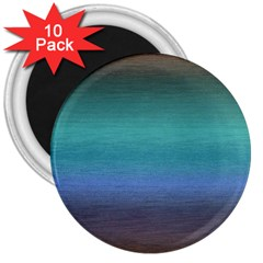 Ombre 3  Magnets (10 Pack)