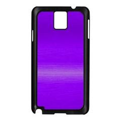 Ombre Samsung Galaxy Note 3 N9005 Case (black)