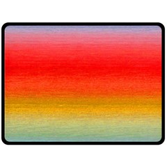 Ombre Fleece Blanket (large)