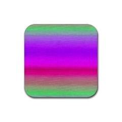 Ombre Rubber Coaster (square)