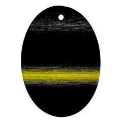 Ombre Ornament (oval)