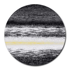 Ombre Round Mousepads