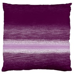 Ombre Large Flano Cushion Case (one Side)
