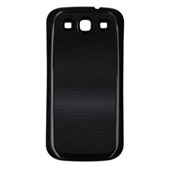 Ombre Samsung Galaxy S3 Back Case (black)