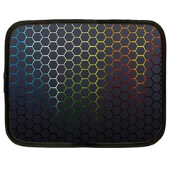 Abstract Resize Netbook Case (xl)