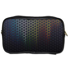 Abstract Resize Toiletries Bags