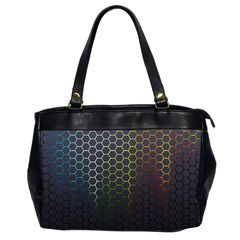 Abstract Resize Office Handbags (2 Sides)