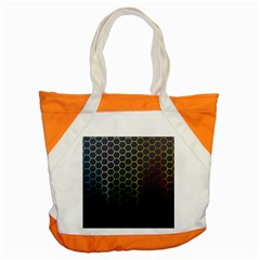 Abstract Resize Accent Tote Bag
