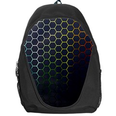 Abstract Resize Backpack Bag