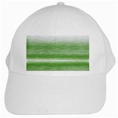 Ombre White Cap