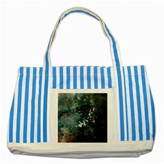 Grunge 1680x1050 Abstract Wallpaper Resize Striped Blue Tote Bag