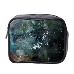 Grunge 1680x1050 Abstract Wallpaper Resize Mini Toiletries Bag 2 Side