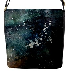 Grunge 1680x1050 Abstract Wallpaper Resize Flap Messenger Bag (s)
