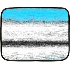Ombre Double Sided Fleece Blanket (mini)