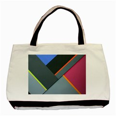 Lollipop Wide Basic Tote Bag