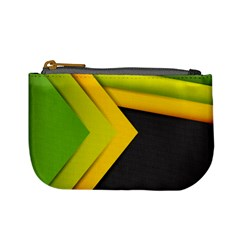 Abstraction Lines Stripes Mini Coin Purses