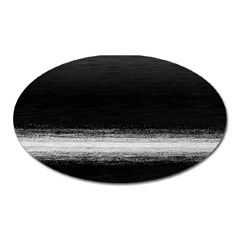 Ombre Oval Magnet
