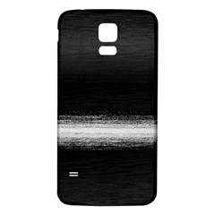 Ombre Samsung Galaxy S5 Back Case (white)