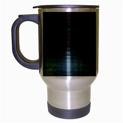 Ombre Travel Mug (silver Gray)
