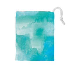 Ombre Drawstring Pouches (large)