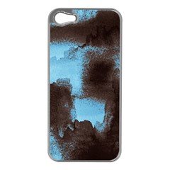 Ombre Apple Iphone 5 Case (silver)