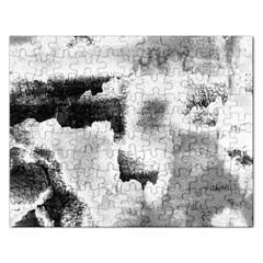 Ombre Rectangular Jigsaw Puzzl