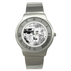 Ombre Stainless Steel Watch