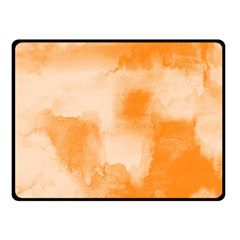 Ombre Double Sided Fleece Blanket (small)