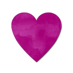 Ombre Heart Magnet
