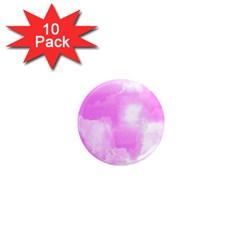 Ombre 1  Mini Magnet (10 Pack)
