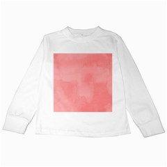 Ombre Kids Long Sleeve T Shirts
