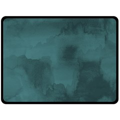Ombre Double Sided Fleece Blanket (large)