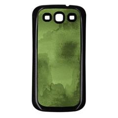Ombre Samsung Galaxy S3 Back Case (black)