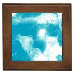 Ombre Framed Tiles
