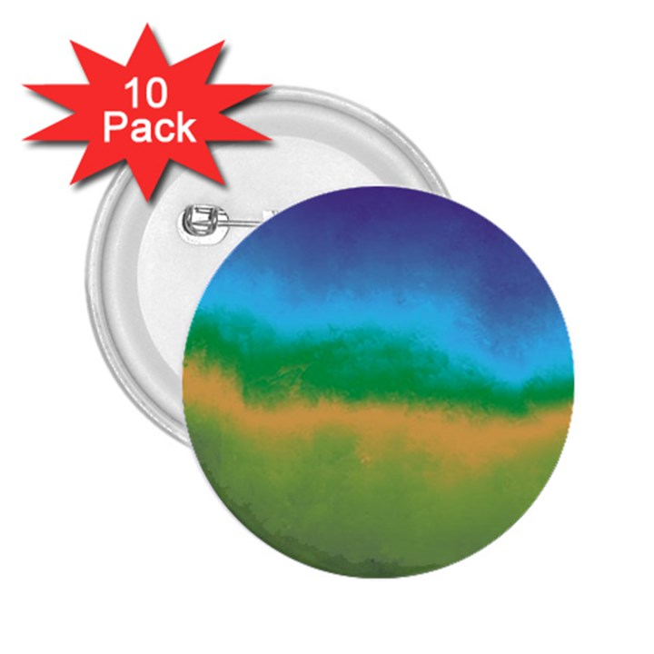Ombre 2.25  Buttons (10 pack)