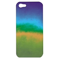 Ombre Apple Iphone 5 Hardshell Case