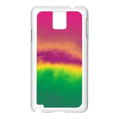 Ombre Samsung Galaxy Note 3 N9005 Case (white)
