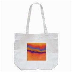 Ombre Tote Bag (white)