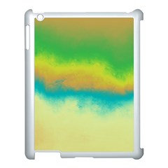 Ombre Apple Ipad 3/4 Case (white)