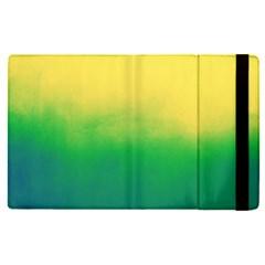 Ombre Apple Ipad Pro 9 7   Flip Case