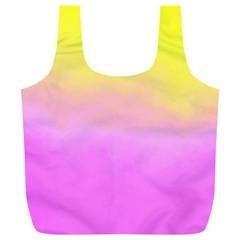 Ombre Full Print Recycle Bags (l)