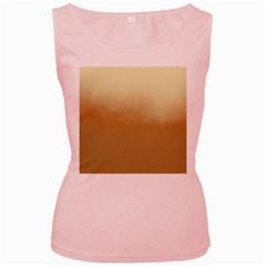 Ombre Women s Pink Tank Top