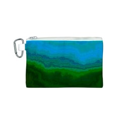 Ombre Canvas Cosmetic Bag (s)