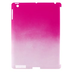Ombre Apple Ipad 3/4 Hardshell Case (compatible With Smart Cover)