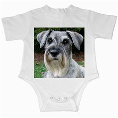 Standard Schnauzer 2 Infant Creepers