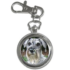 Standard Schnauzer 2 Key Chain Watches