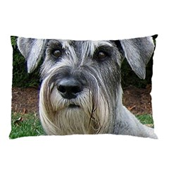 Standard Schnauzer 2 Pillow Case
