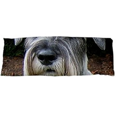 Standard Schnauzer 2 Body Pillow Case Dakimakura (two Sides)