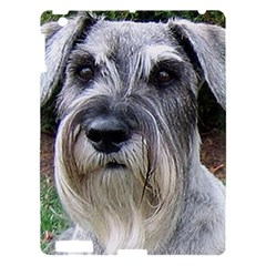 Standard Schnauzer 2 Apple Ipad 3/4 Hardshell Case