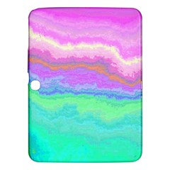 Ombre Samsung Galaxy Tab 3 (10 1 ) P5200 Hardshell Case
